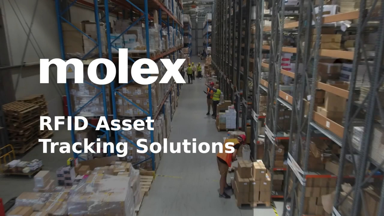 RFID Asset Tracking Solutions