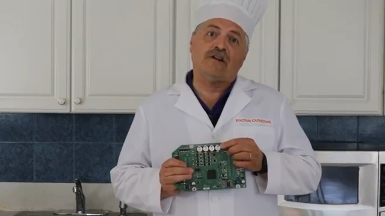 Doctor Capacitor® Episode Eight: Nichicon Kitchen (or, all about soldering)