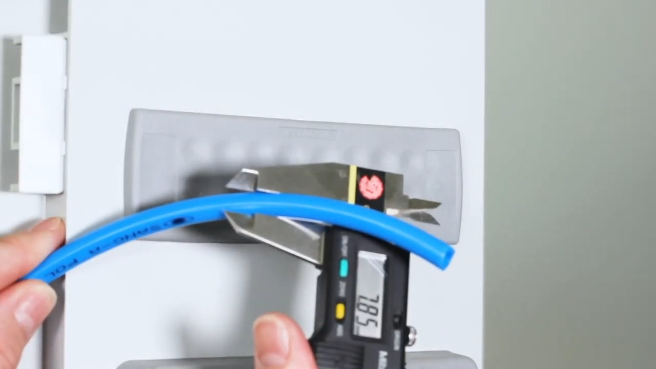 KDS – E Rectangular Snap In Cable Entry System