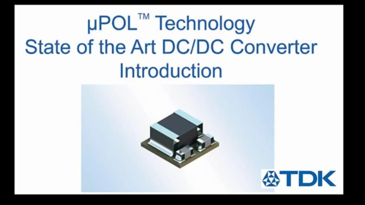 micro POL Technology at TDK