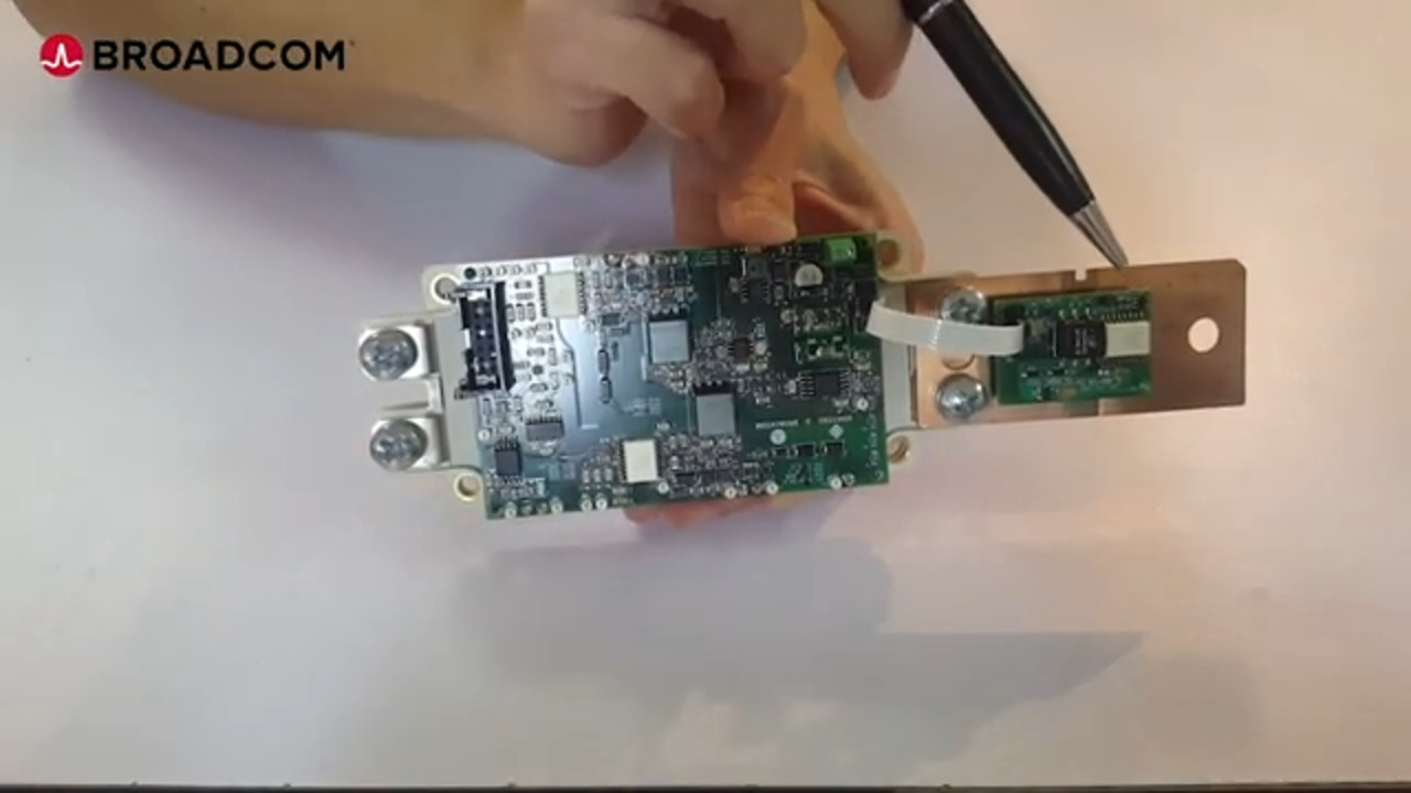 Broadcom Isolation Solutions to Drive and Sense IGBT Modules