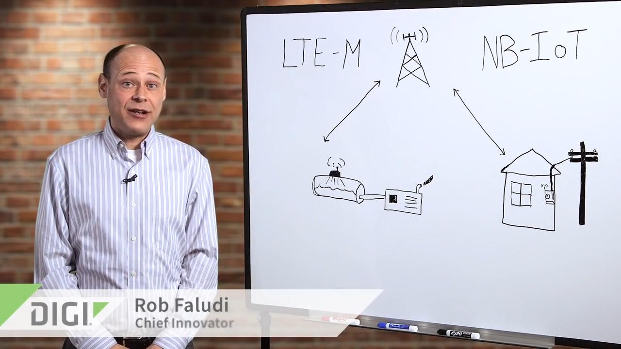 Digi LTE-M vs NB-IOT