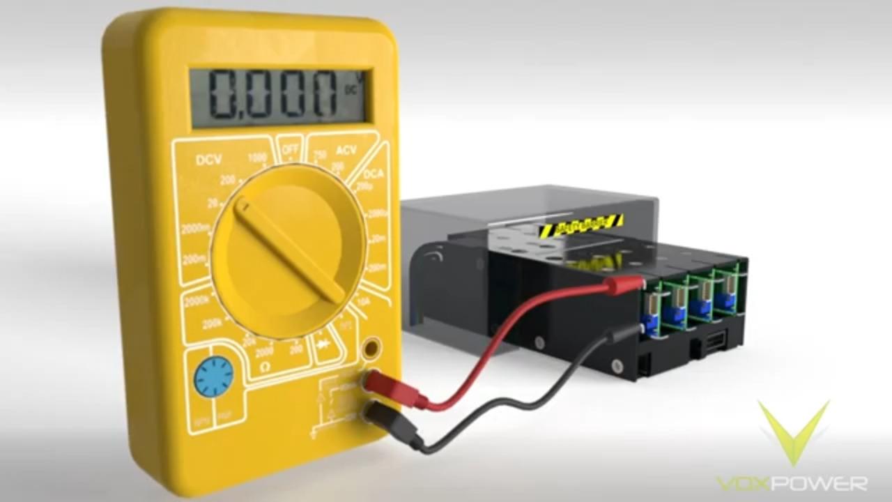 NEVO+ Series Output Voltage Adjust Demonstration