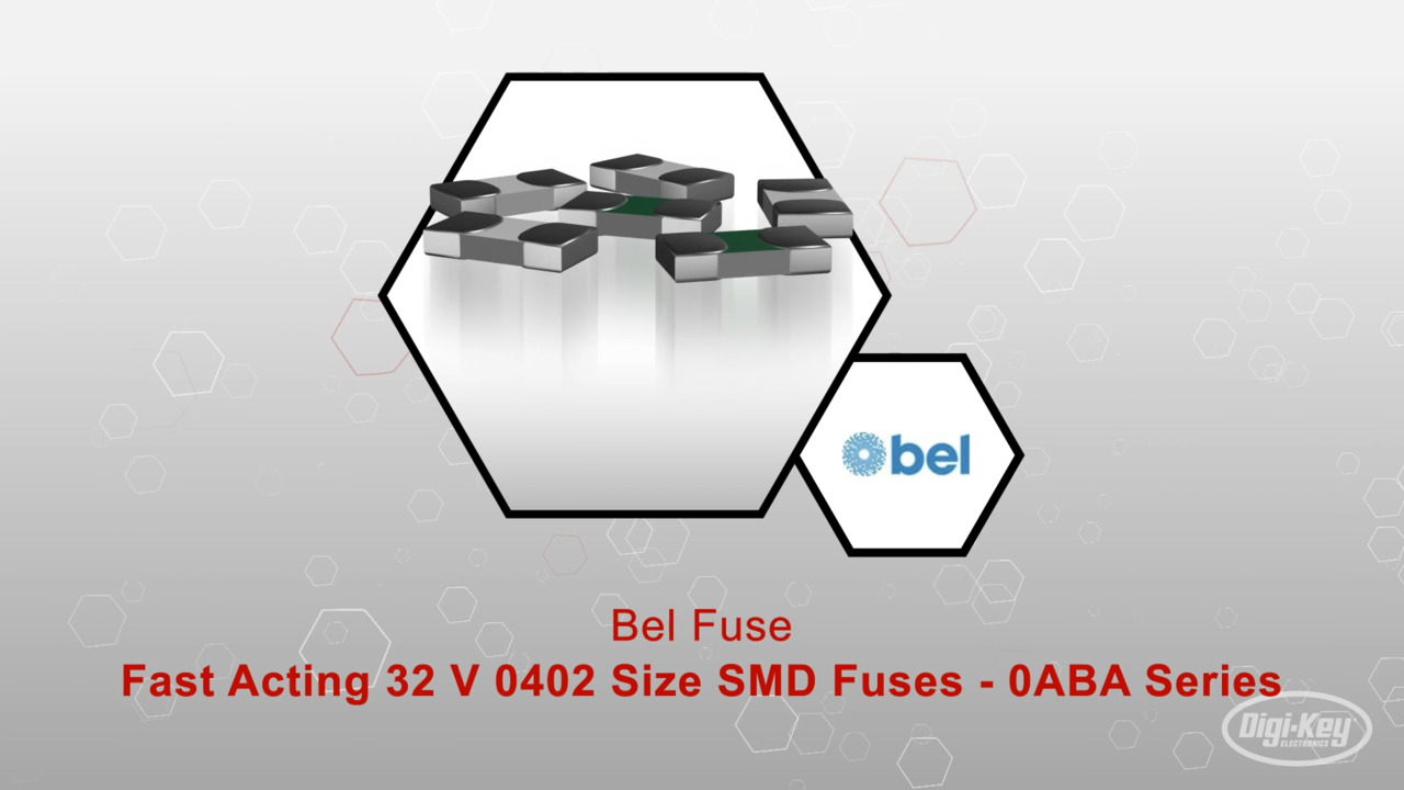 Bel Fuse - 0ABA Surface Mount Fast Acting Fuse | Datasheet Sheet Preview