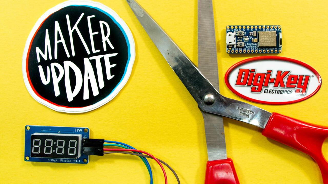Beachcomber [Maker Update #184] - Maker.io