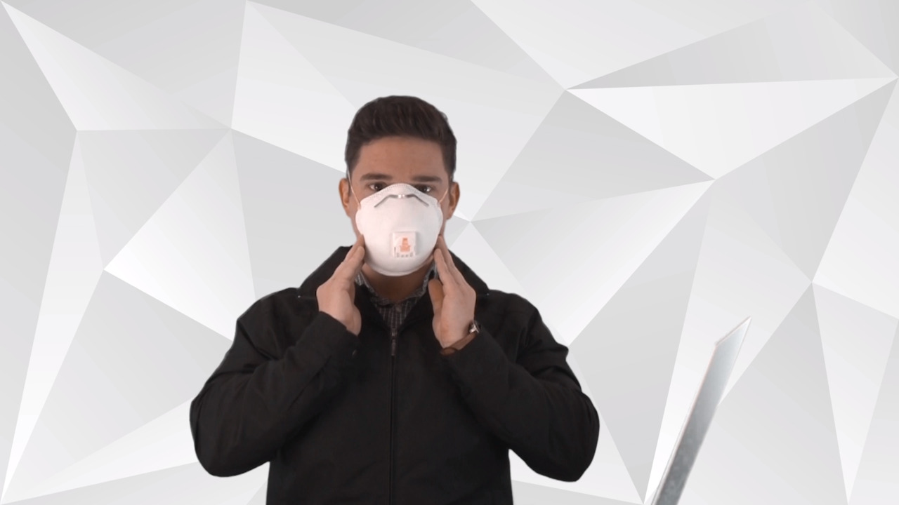 3M 8511 Mask