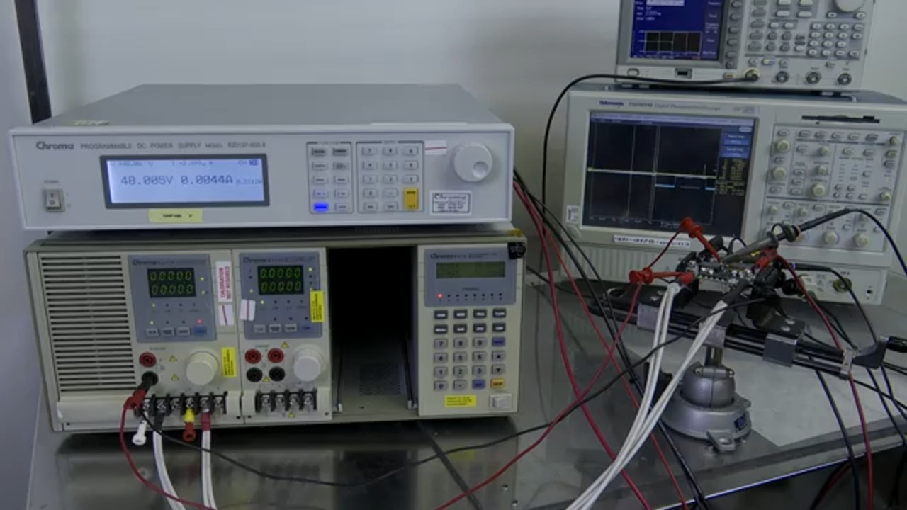 Synching and Short Circuiting an Active Clamp Forward Converter | NCP1566 PWM Controller