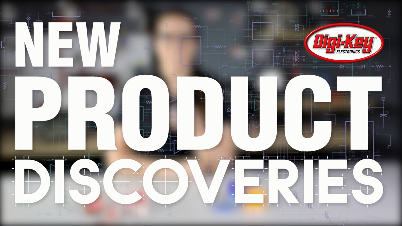 SparkFun Artemis Module and Nordic Thingy:91 New Product Discoveries Episode 204 | Digi-Key Electronics