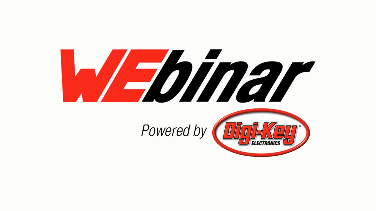 WEbinar Powered by Digi-Key: Ten Tips for Reducing DC-DC Converter EMI for Wireless