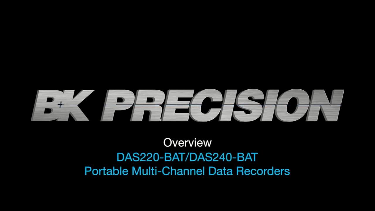 DAS220-BAT / DAS240-BAT Overview