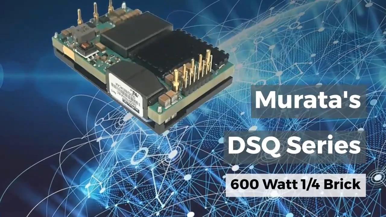 DSQ Series 600 Watt ¼ Brick