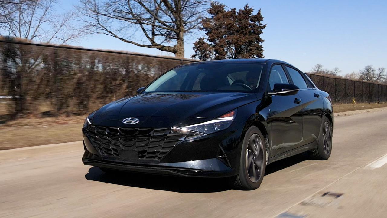 Video: 2021 Hyundai Elantra: Review — Cars.com