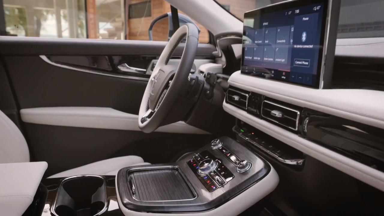 Video: 2021 Lincoln Nautilus: Interior Review — Cars.com