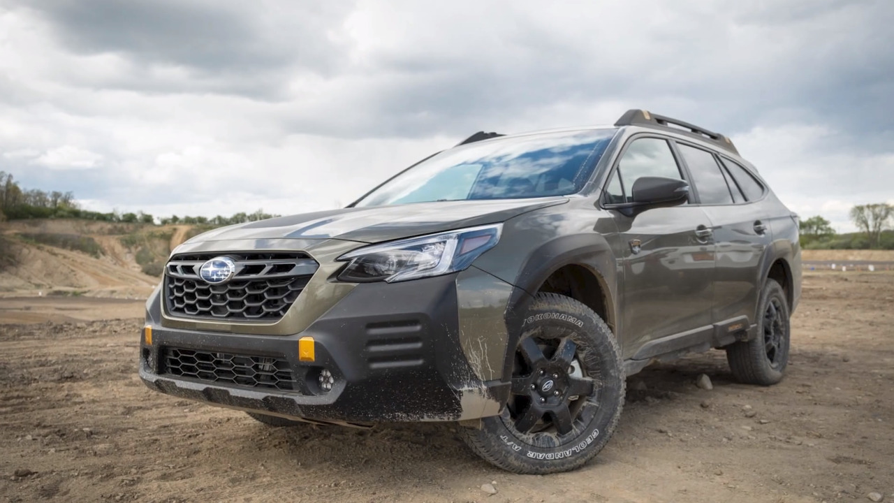 Video: 2022 Subaru Outback Wilderness: First Drive — Cars.com