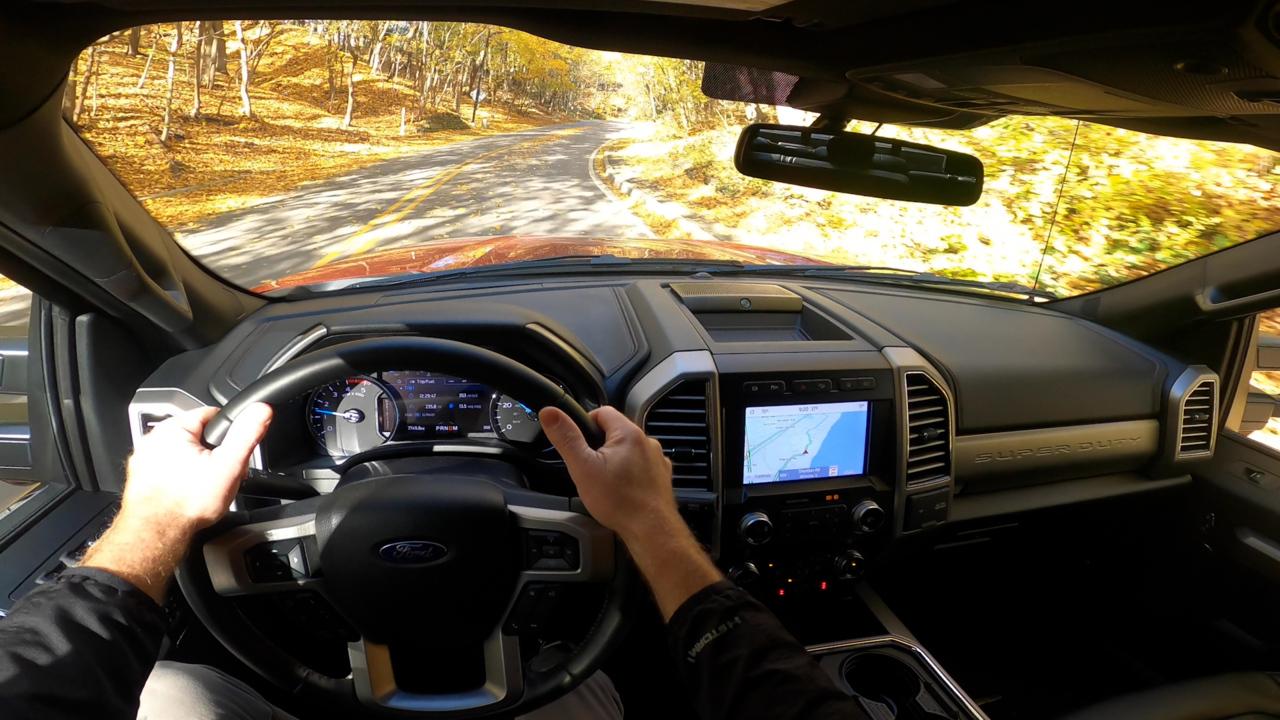 Video: 2020 Ford Super Duty F-250: Virtual Test Drive — Cars.com