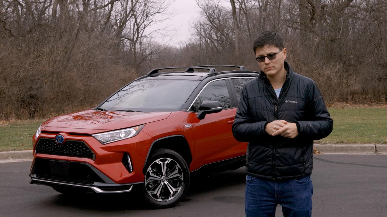 Video: 2021 Toyota RAV4 Prime: Review — Cars.com