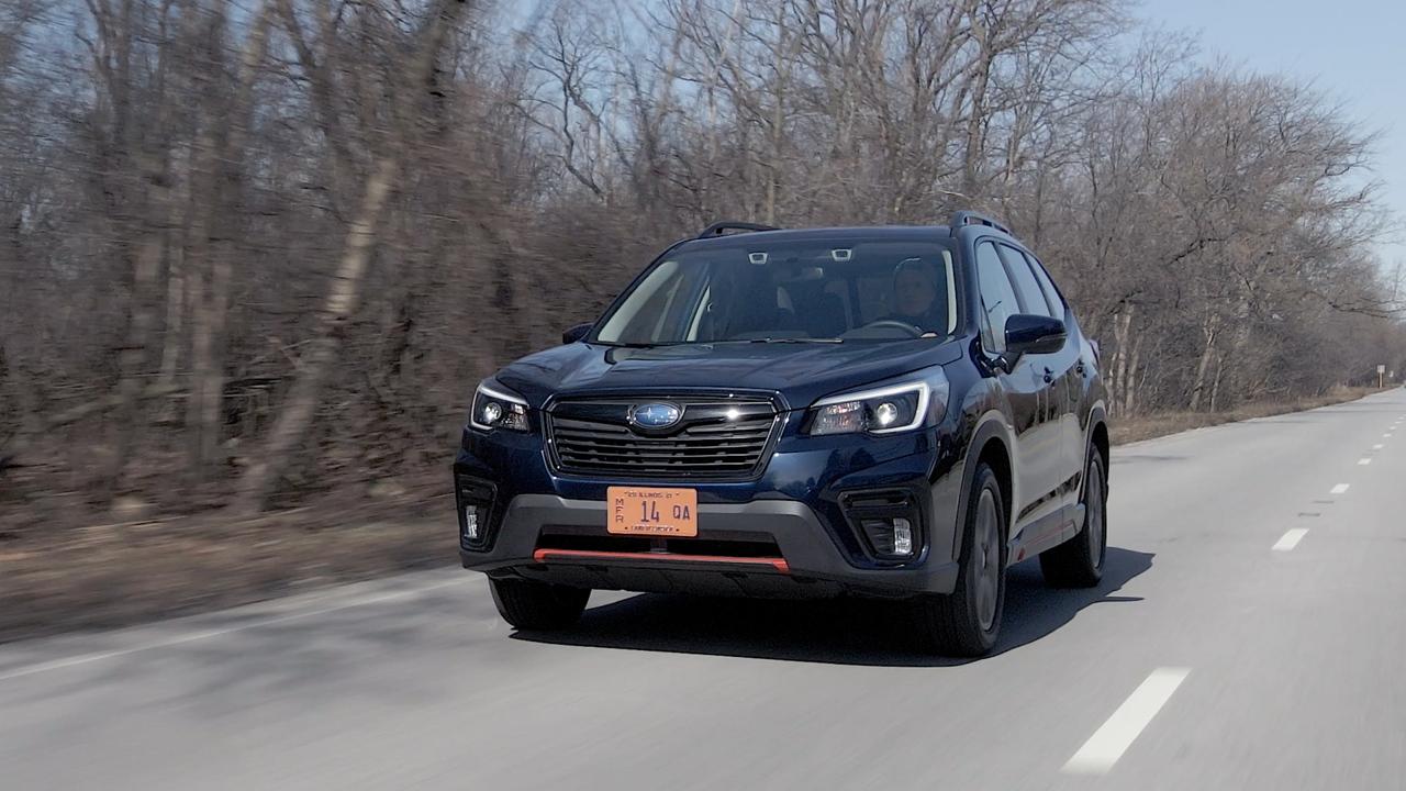 Video: 2021 Subaru Forester: Review — Cars.com