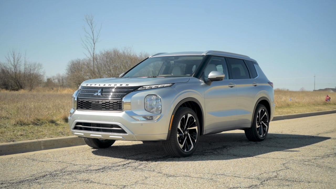 Video: 2022 Mitsubishi Outlander: First Drive — Cars.com