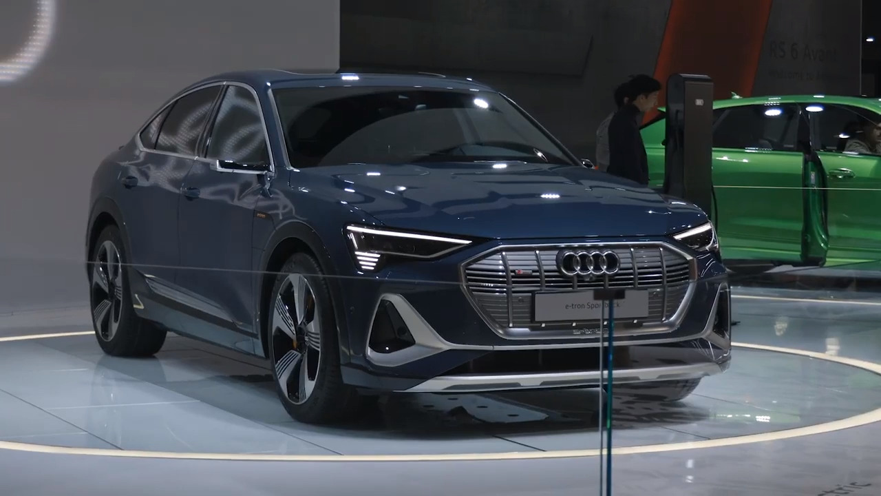 Video: 2020 Audi E-Tron: First Impressions — Cars.com