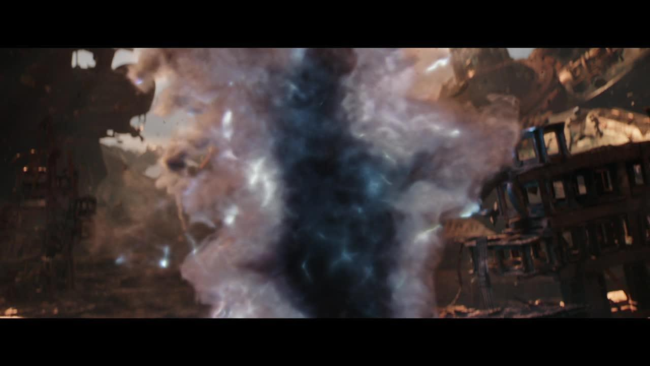 Play trailer for Avengers: Infinity War Marathon