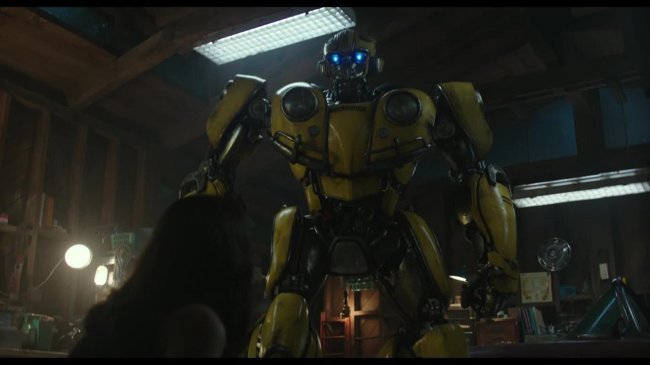Play trailer for Bumblebee