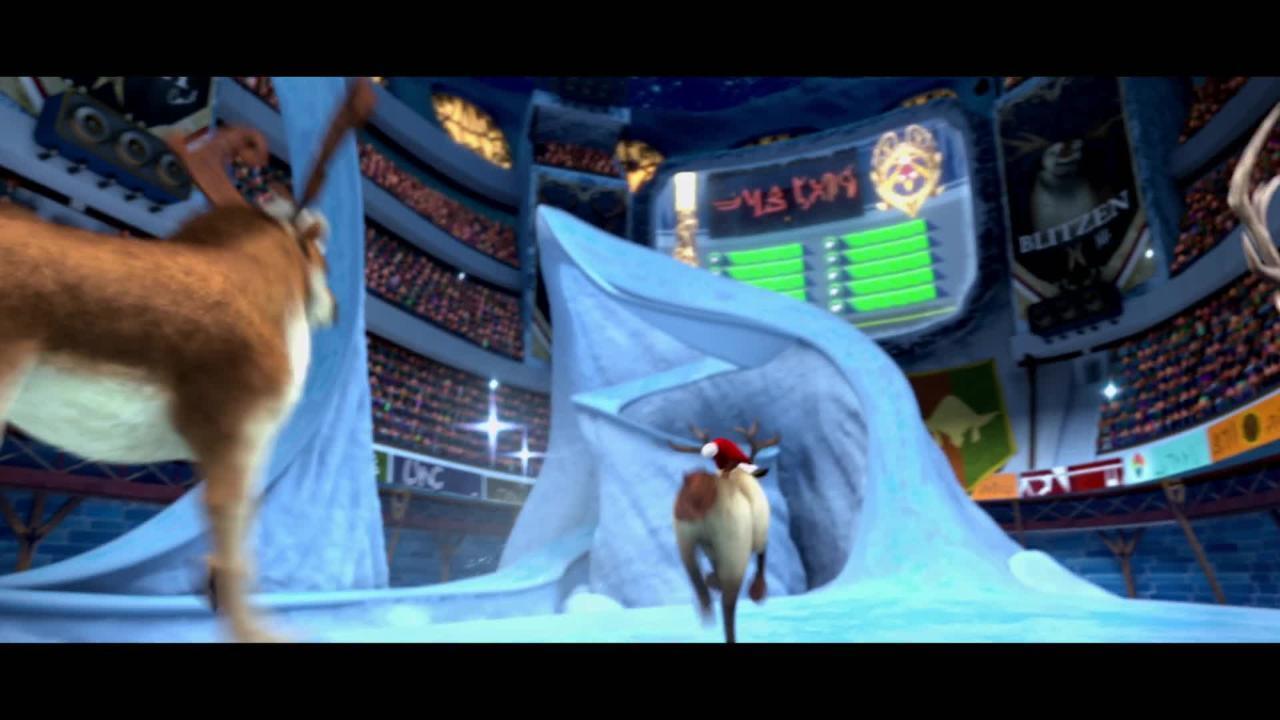 Play trailer for Elliot: The Littlest Reindeer