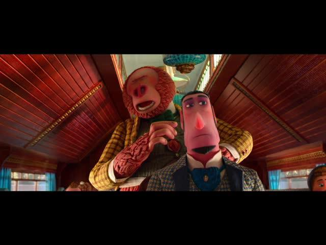 Play trailer for Missing Link
