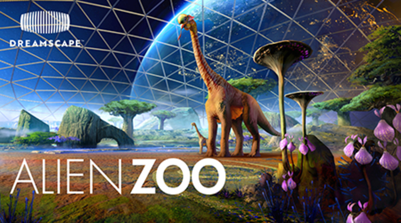 Play trailer for Dreamscape VR - Alien Zoo