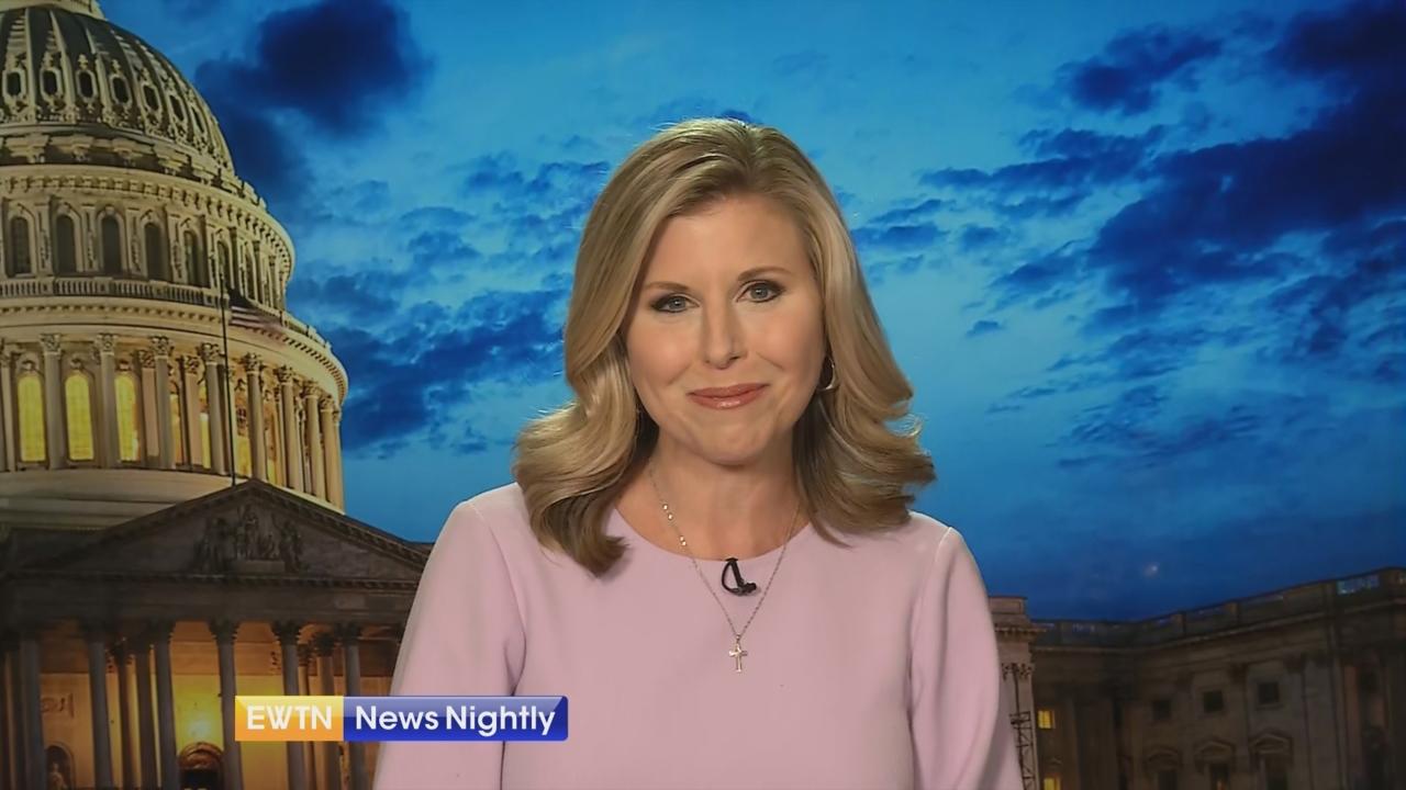 EWTN News Nightly | Monday, April 5, 2021