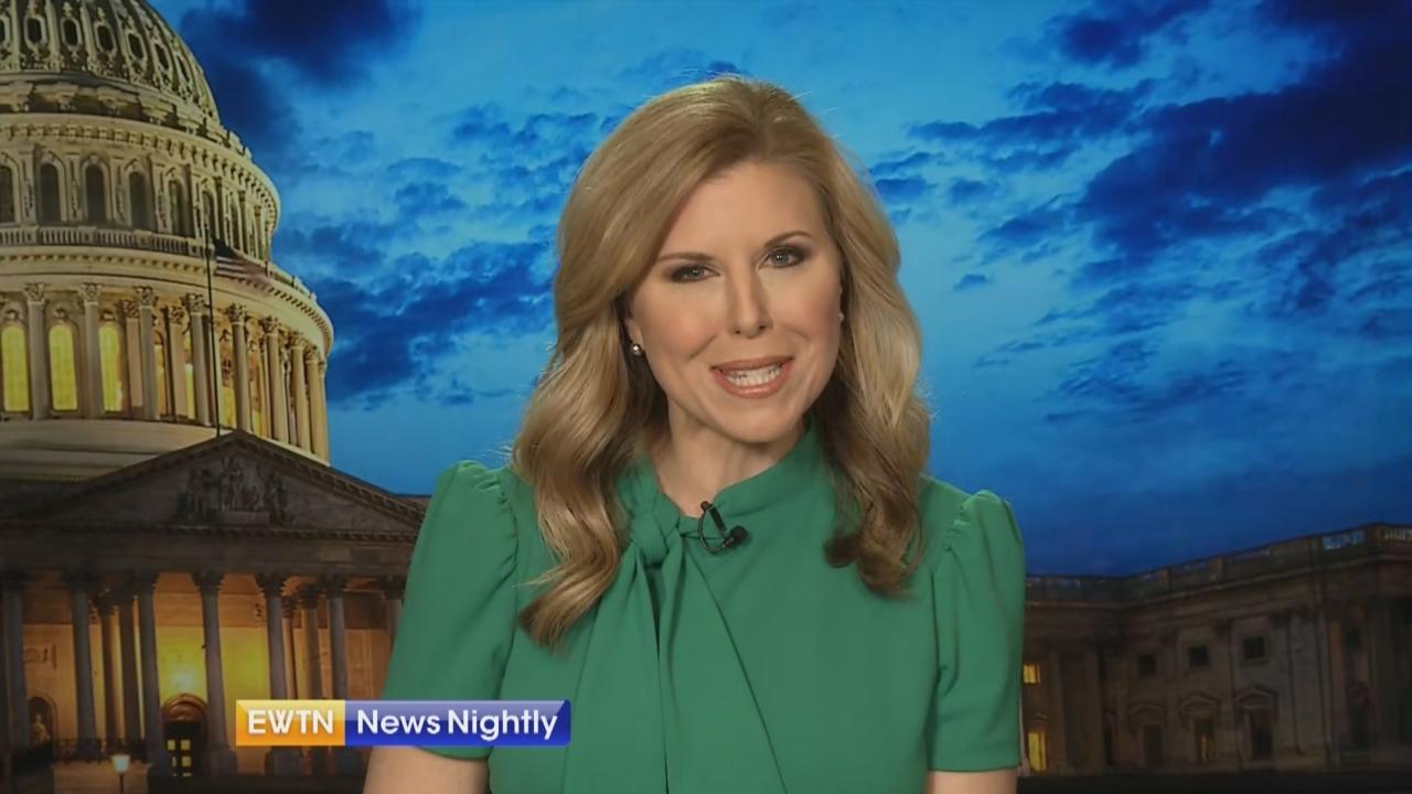 EWTN News Nightly - Full show: 2020-05-25