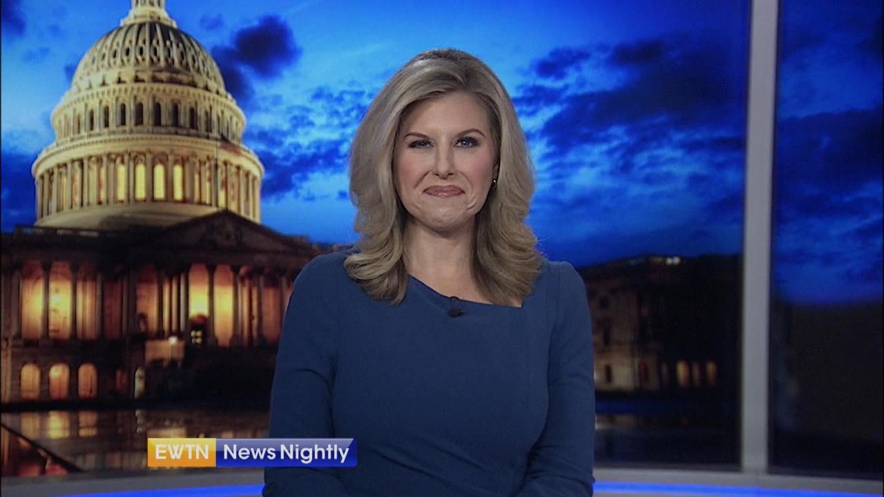 Promo EWTN News Nightly - 2021-09-08