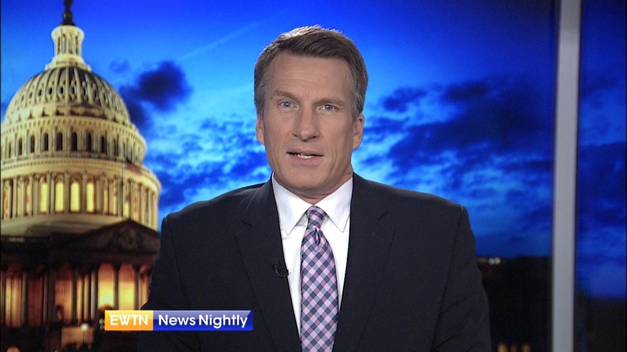 Tonight on EWTN News Nightly - 2021-07-30