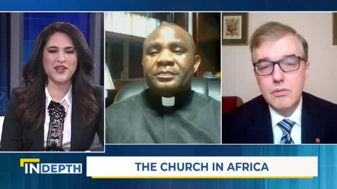 2021-07-09 - The Church in Africa.