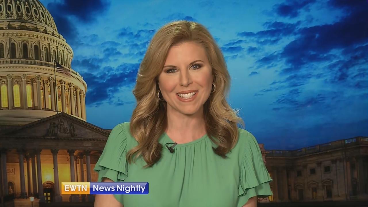 EWTN News Nightly - Full show: 2020-05-22