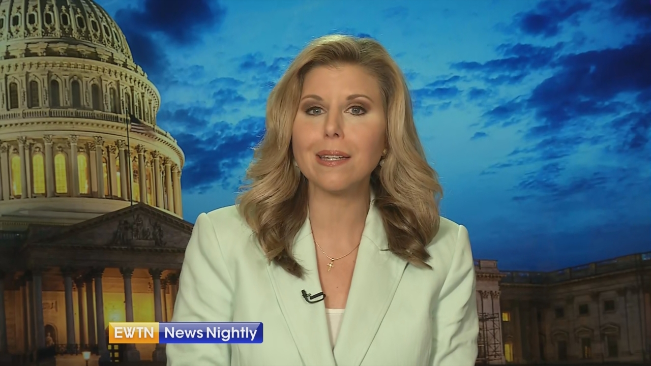 EWTN News Nightly - 2020-09-11