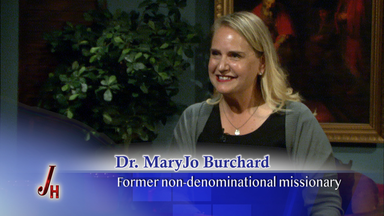 2021-07-26 - Dr. MaryJo Burchard