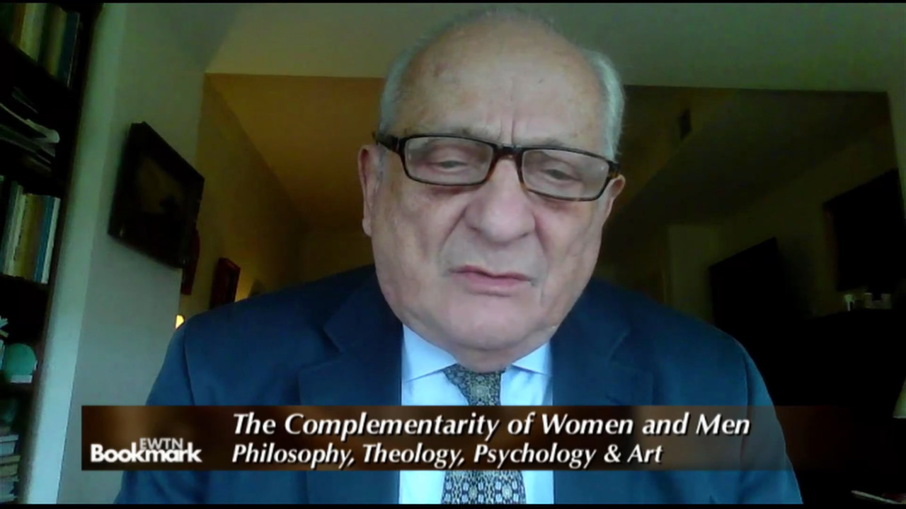 Dr. Paul C. Vitz, Editor: The Complementary of Women and Men