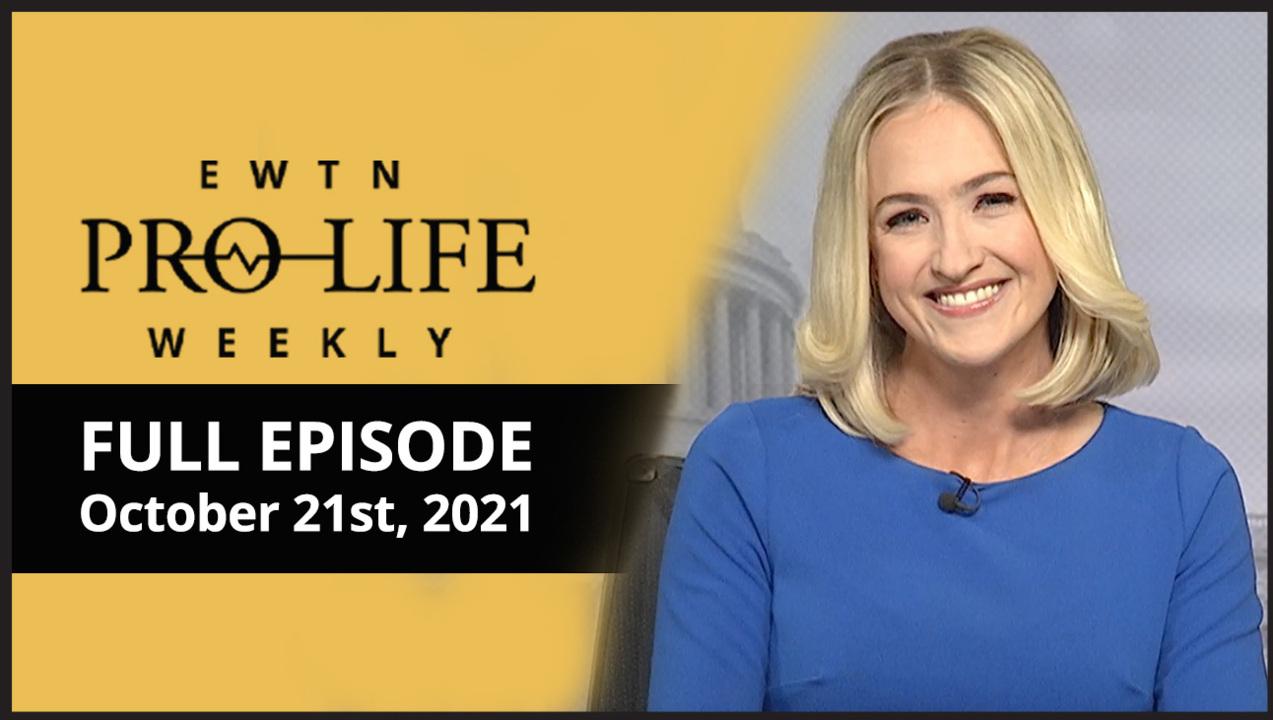 | FULL EPISODE – Sen. Steve Daines, Jason Evert, Mail-Order Abortion Pill Push