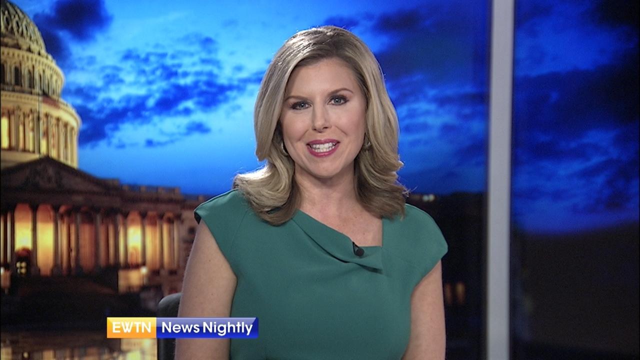 2021-07-21 - EWTN News Nightly | Wednesday, July 21, 2021