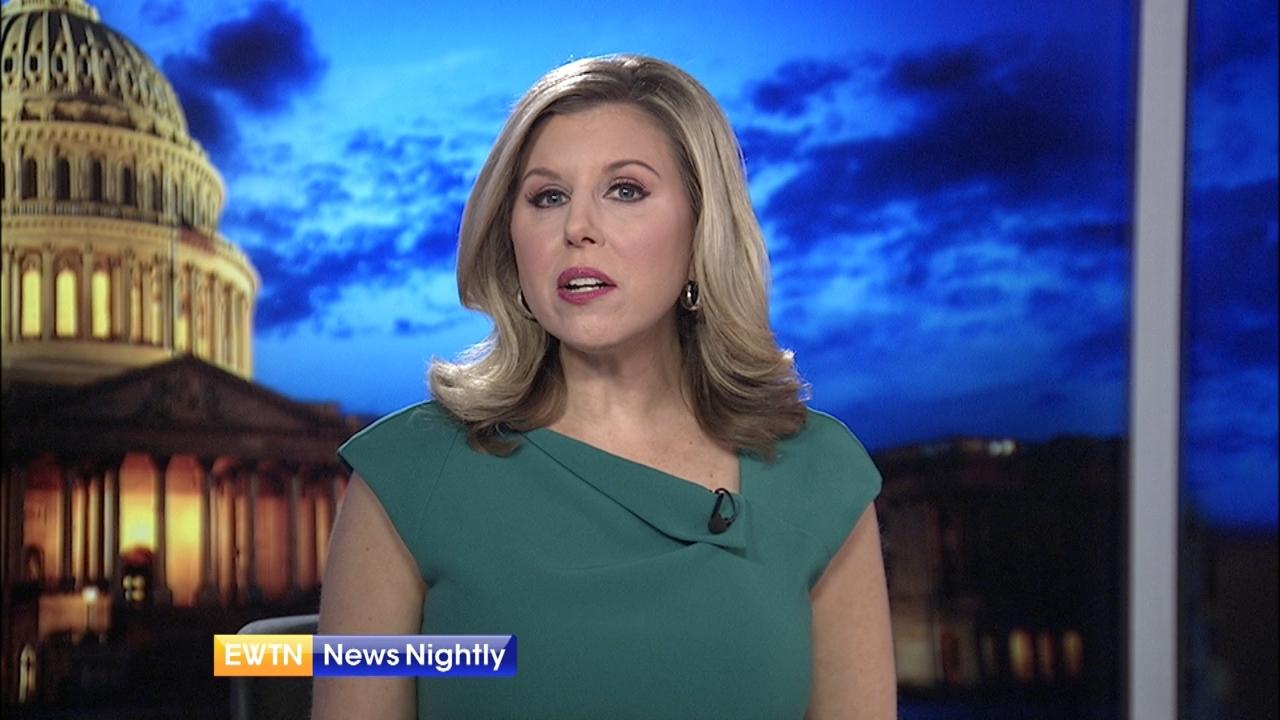 Tonight on EWTN News Nightly