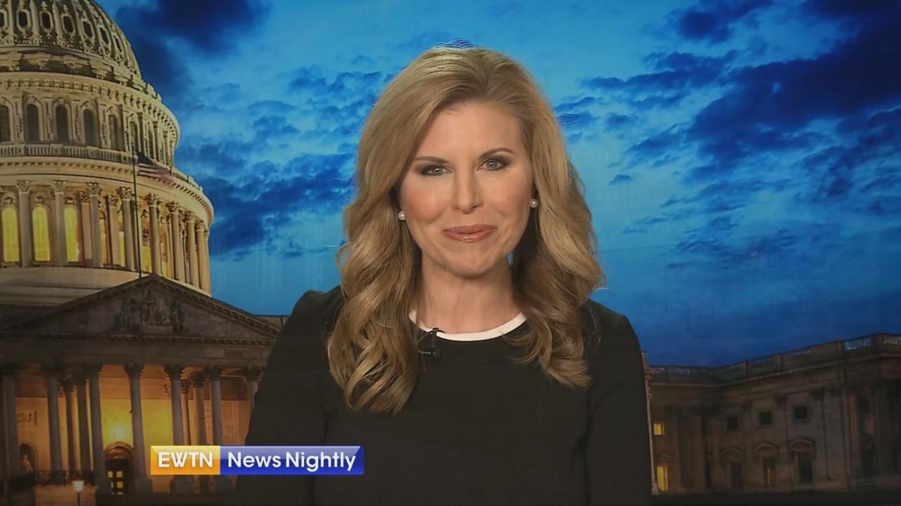 EWTN News Nightly - Full show: 2020-05-21