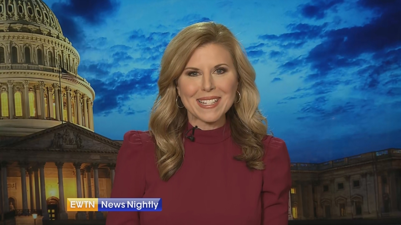 EWTN News Nightly - Full show: 2020-05-20