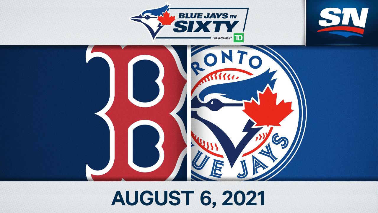 Blue Jays at 60: Blue Jays ride nine-run inning to crush Red Sox