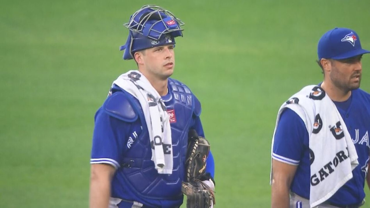Why Adams has a chance to stay with the Blue Jays and have some time to play