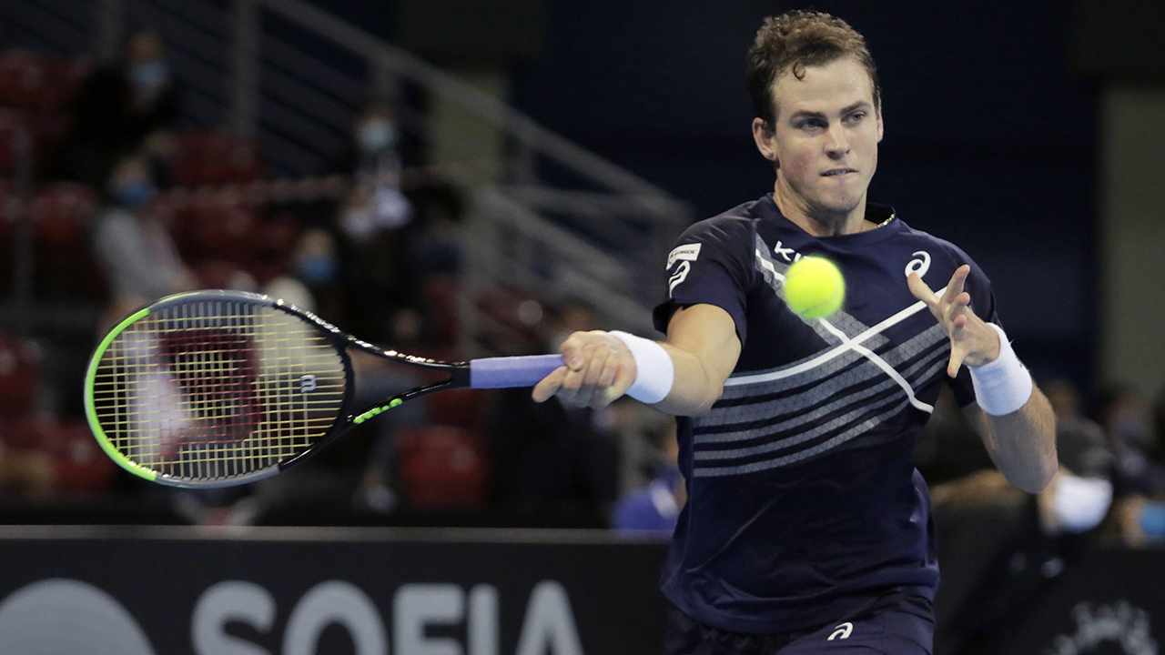 Pospisil showed maturity despite defeat in the first round