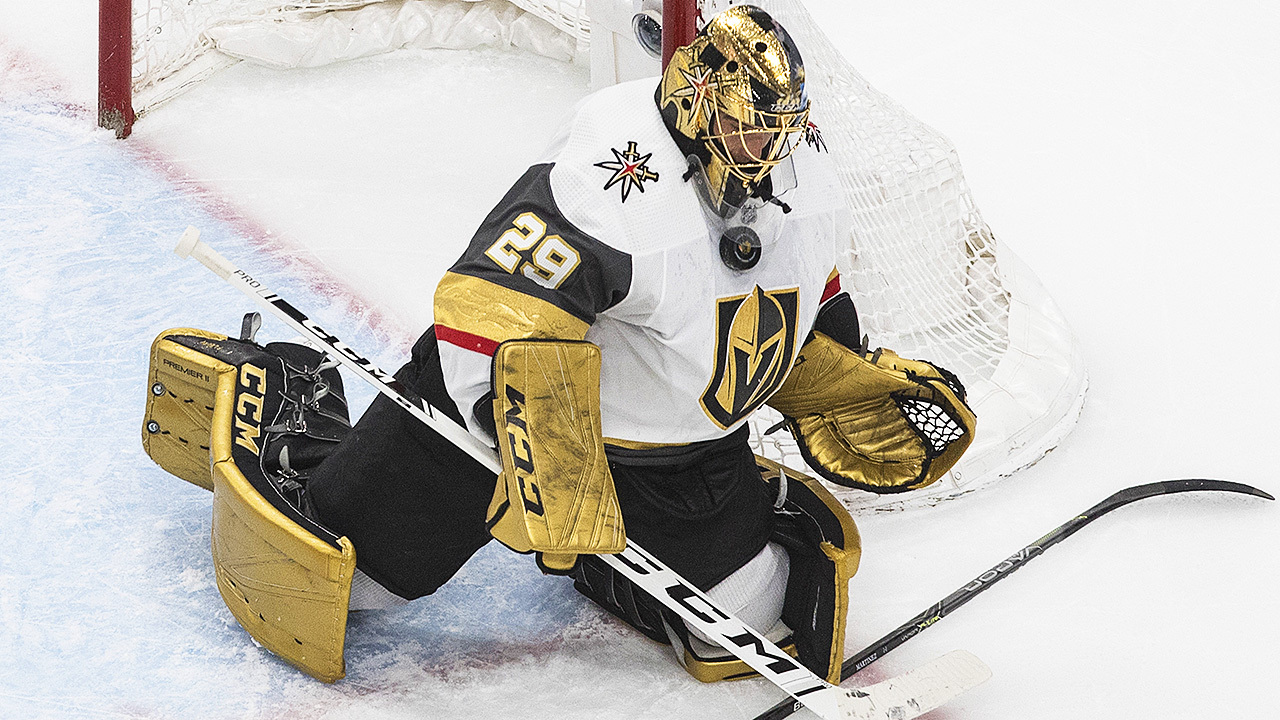 Fleury on lost pokecheck vs. Byron: 'I shouldn't have done that'