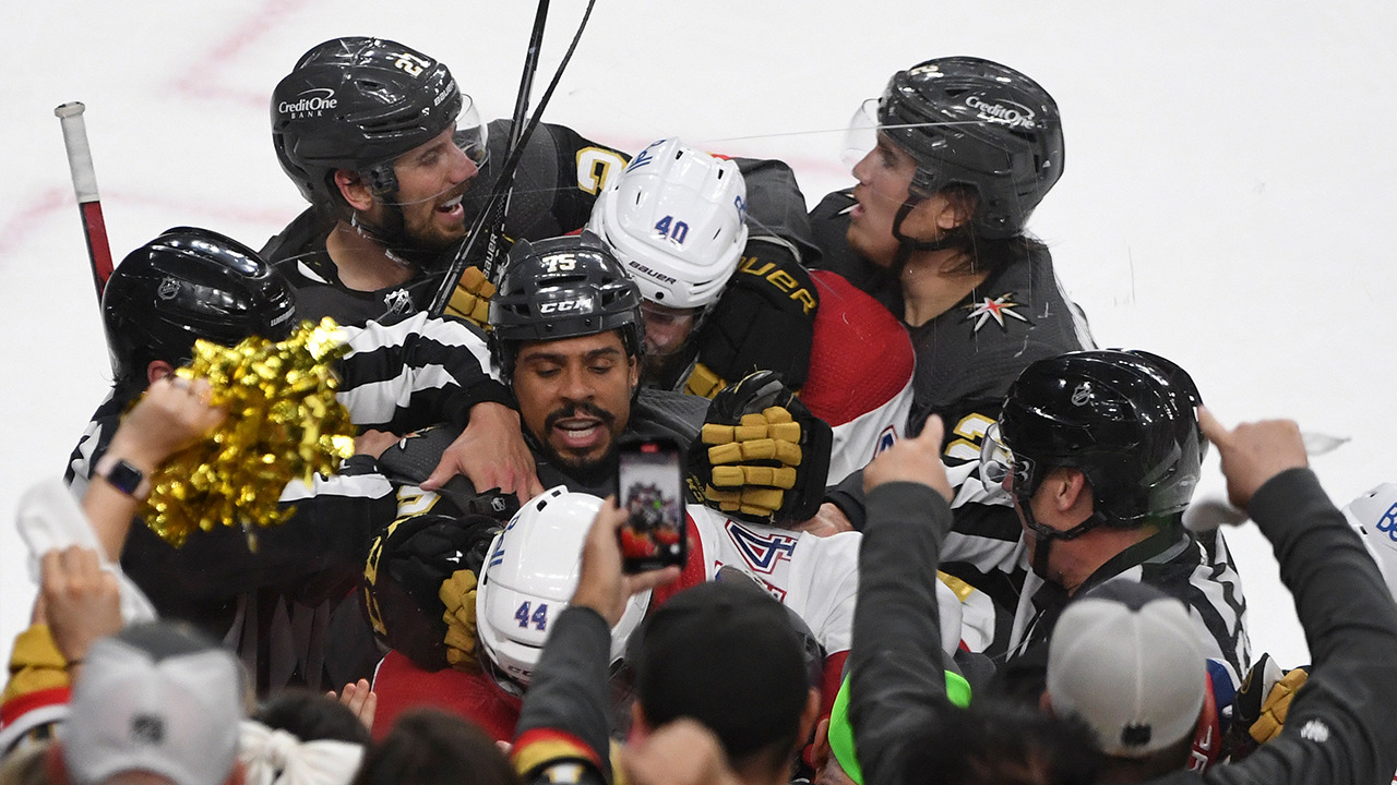 How worried should Vegas be heading to Montreal?