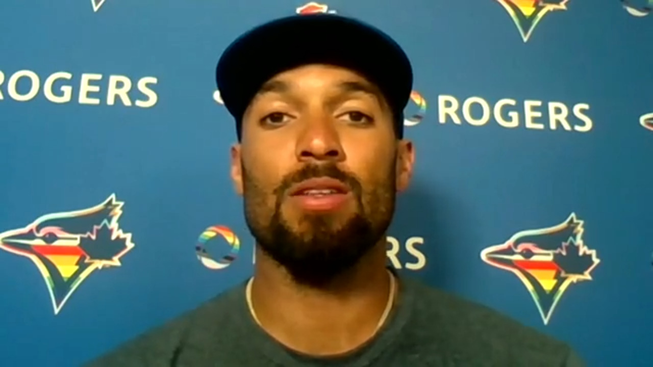 Semien talks about All-Star voting and potential future with the Blue Jays