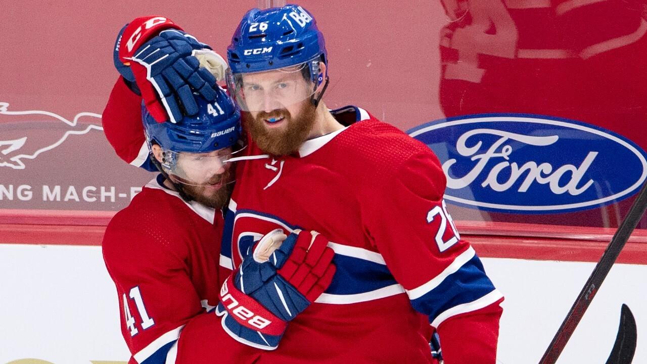 Canadiens still in 'good humor' despite 3-0 hole to Lightning
