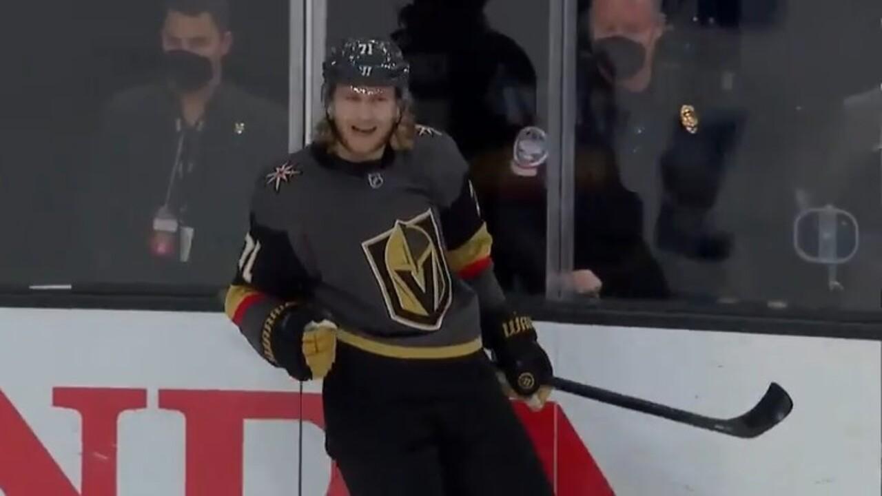 Karlsson buries goal after fantastic feeding from Martínez